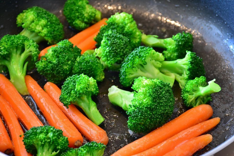 wat moet je eten als je wilt afvallen groente