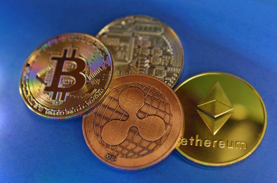 bitcoin ethereum litecoin ripple bitcoin cash