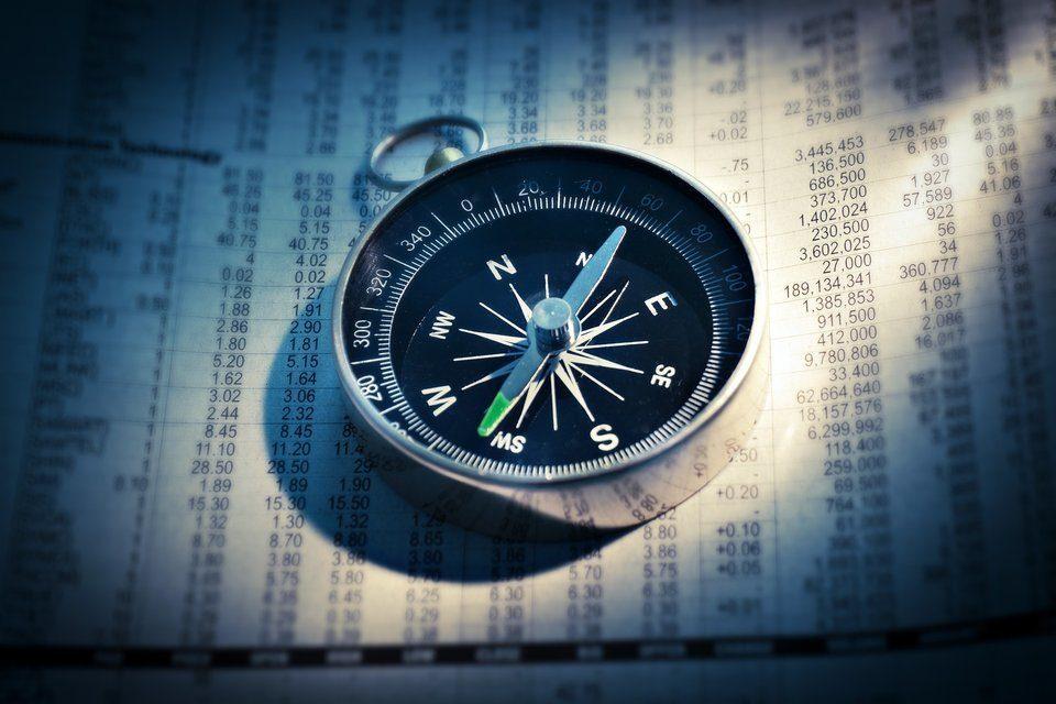 koersen van opties en aandelen