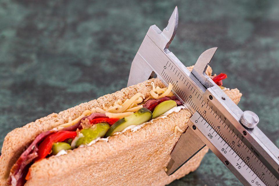 fitness voeding meten
