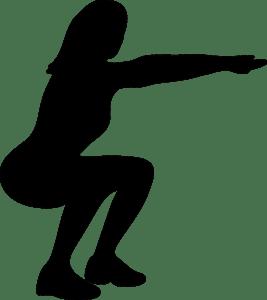 goed leren squatten