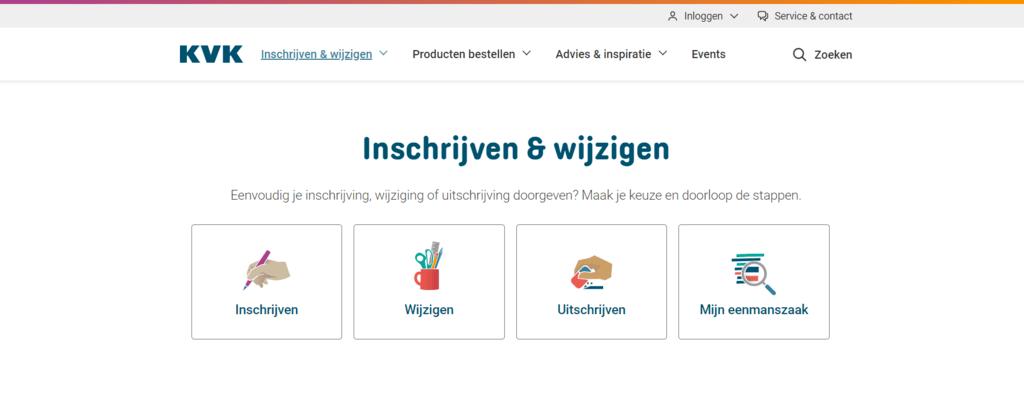 Een Eigen Webshop Beginnen: KvK Inschrijven!