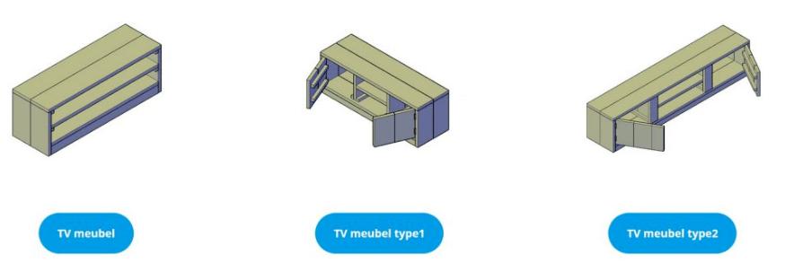 tv meubel zelf maken
