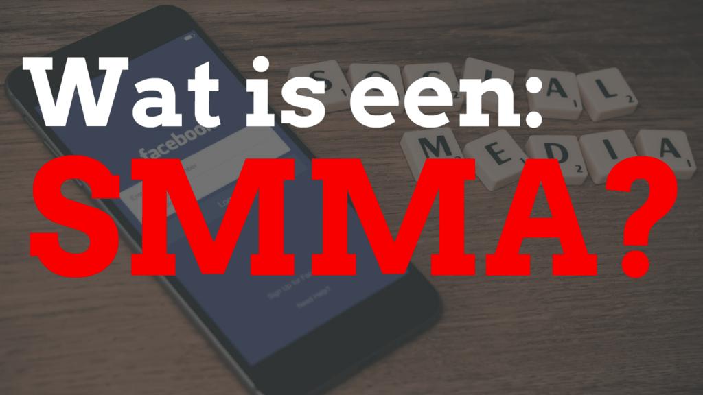 wat is een SMMA