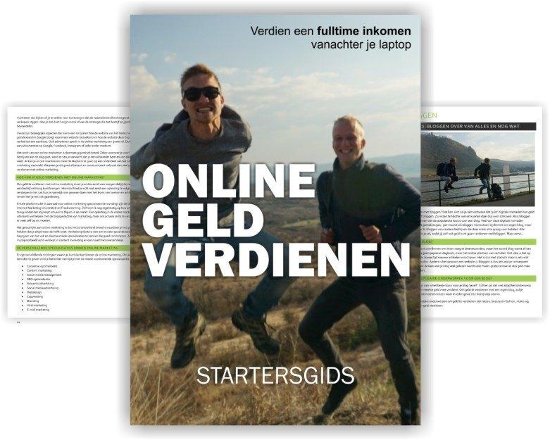 online-ge;d-vedienen-startersgids