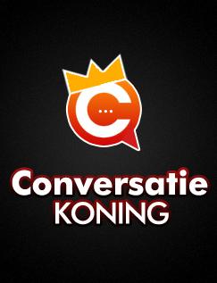 conversatiekoning