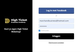 inloggen-high-ticket-dropship-academy-htdsa.PNG