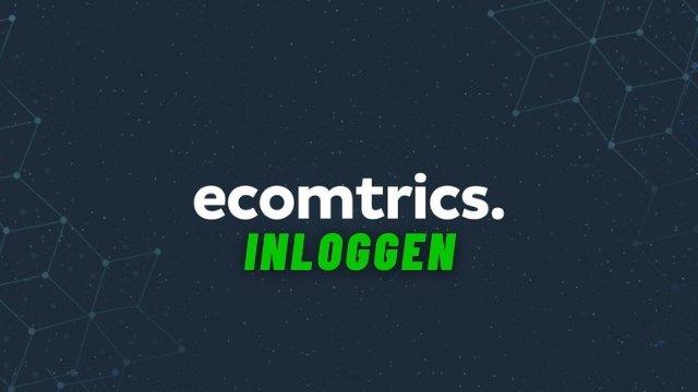 ecomtrics-inloggen