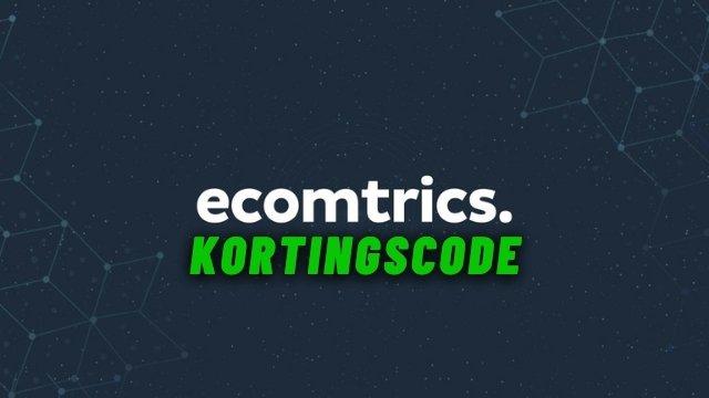 ecomtrics-kortingscode