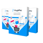 Plug&pay-betaalpagina-software